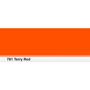 Lee Filters 781 Terry Red Sheet