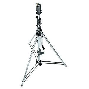 MANFROTTO 087NW WIND UP STAND SILVER