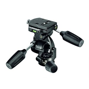 MANFROTTO 808RC4 3 WAY HEAD