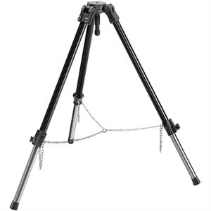 MANFROTTO HEAVY DUTY TRIPOD BLK INOX LE