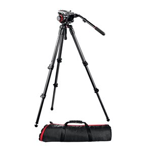 MANFROTTO 504HD-535K PRO FLUID KIT