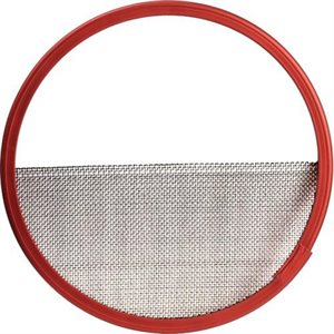 MOLE 5 1 / 8IN HALF DOUBLE WIRE SCRIM
