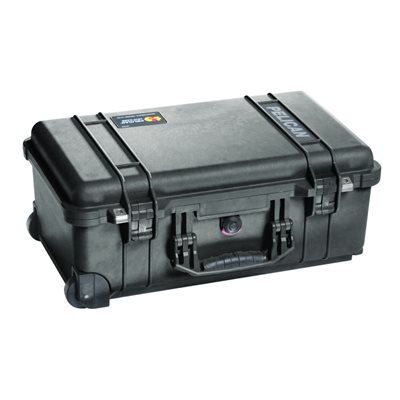 PELICAN # 1510 CARRY ON CASE - BLACK