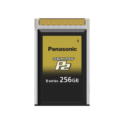 PANASONIC 256GB EXPRESSP2 CARD