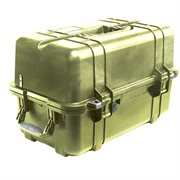 PELICAN # 1460 CASE - OLIVE DRAB GREEN