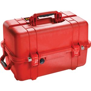 PELICAN # 1460 TOOL CASE - RED