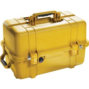 PELICAN # 1460 TOOL CASE - YELLOW