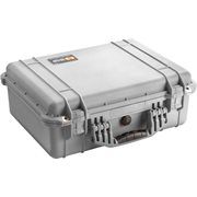 PELICAN # 1520 CASE NO FOAM - SILVER
