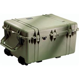 PELICAN # 1630 CASE NO FOAM - OLIVE DRAB GREEN