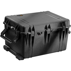 PELICAN 1660 CASE NO FOAM - BLACK