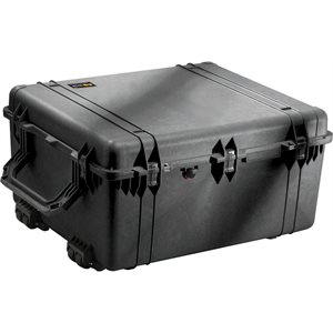 PELICAN # 1690 TRANSPORT CASE - BLACK