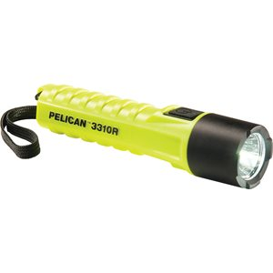 Pelican 3310R - Li-Ion, Rchrg-Led, Yellow