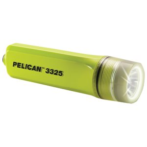 Pelican 3325C 3AA LED YELLOW