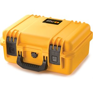 PELICAN IM2100 STORM CASE WITH PADDED DIVIDERS - YELLOW