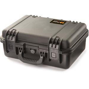 PELICAN IM2200 STORM CASE WITH PADDED DIVIDERS - BLACK