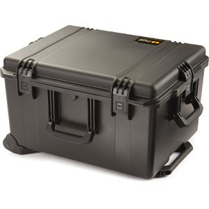 PELICAN IM2750 STORM CASE WITH PADDED DIVIDERS - BLACK