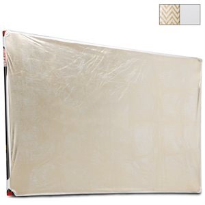 PHOTOFLEX PANEL FABRIC SOFT GOLD 99X183CM