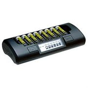 POWEREX AA 8-BK BATTERY CHARGER