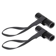 RIGWHEELS JAM STRAPS - CAR MOUNT ANCHOR POINT (2PC)