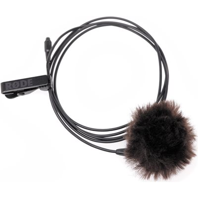 DeadMouse-Pin Artificial fur windshield - fits PinMic.