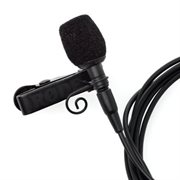 LAV-CLIP Discreet & ergonomic clip mount Lavalier microphone - Pack of 3