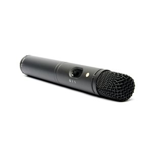 M3 Studio & location multi-powered cardioid condenser microphone with switchable HPF & PAD.
