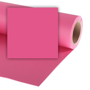 COLORAMA 2.72 X 25M  ROSE PINK