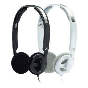 SENNHEISER PX100-11 COLLAPSIBLE HEADPHONES S / SIDE CABLE