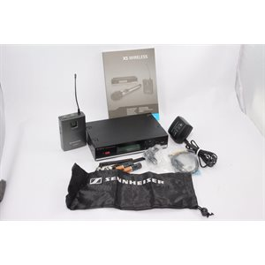 SENNHEISER XSW12 WIRELESS PRESENTATION KIT (614-638MHZ)