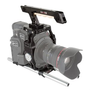 CANON C200 CAGE 15MM LW ROD