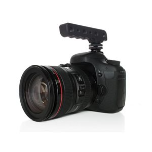 SHAPE DSLR HANDLE BLACK LICORICE