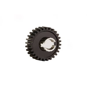 SHAPE 0.8mm PITCH 28 TEETH ALUMINUM GEAR FOR FFPRO