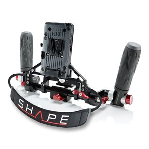 SHAPE WIRELESS DIRECTOR'S KIT WITH HANDLES V-MOUNT PLATE