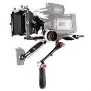 SHAPE BLACKMAGIC URSA MINI KIT MATTE BOX FOLLOW FOCUS