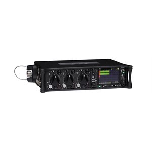 SOUND DEVICES 633 6-INPUT COMPACT FIELD MIXER