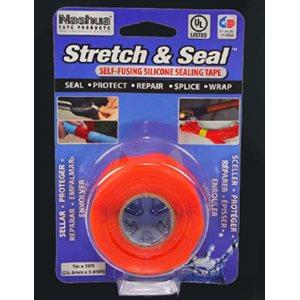 STYLUS STRETCH AND SEAL TAPE - RED