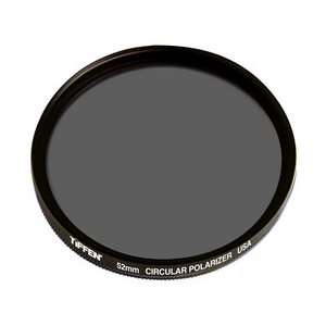 TIFFEN 52MM CIRCULAR POLARISING FILTER ROTATING