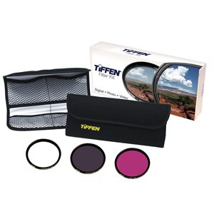 TIFFEN FILTER KIT 62MM DELUXE