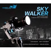 SKYWALKER 3-AXIS GIMBAL SINGLE HANDLE