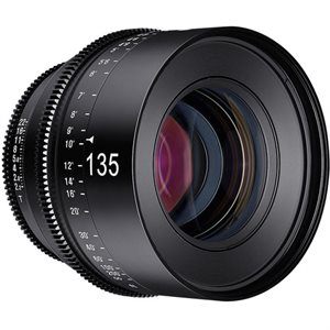 XEEN 135MM T2.2 CANON EOS FULL FRAME
