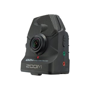 ZOOM Q2n HANDY VIDEO RECORDER- SILVER