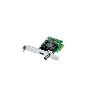 DECKLINK MINI RECORDER 4K (REQUIRES 4 LANE PCIE)
