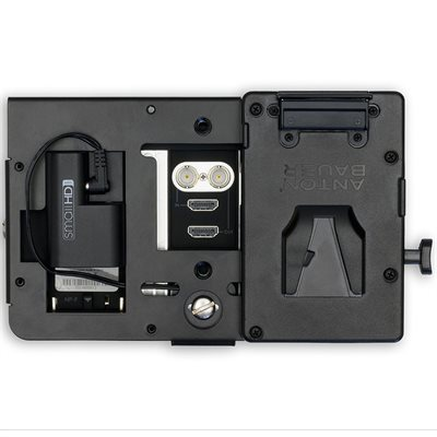 SMALLHD V-MOUNT BATTERY KIT FOR 700 SERIES MONITORS