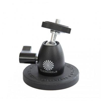 RIGWHEELS RIGMOUNT SPORT - MAGNETIC MOUNT WITH BALL HEAD