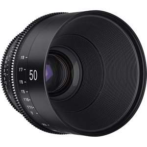 XEEN 50MM T1.5 CANON EOS FULL FRAME