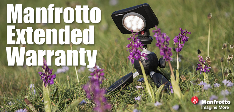 Manfrotto Extended Pricing Slider