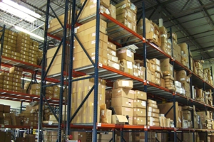 John Barry Sales Warehouse